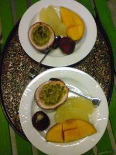 沖縄の果物たち