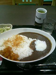 08年07月31日なか卯/食事