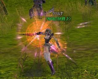 リリルナ格闘中 3