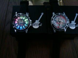 腕時計×2