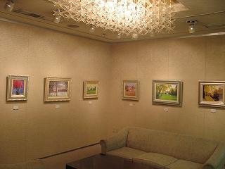 三越美術空間 島田三郎展1