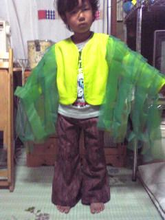 * 幼稚園の発表会衣装 *