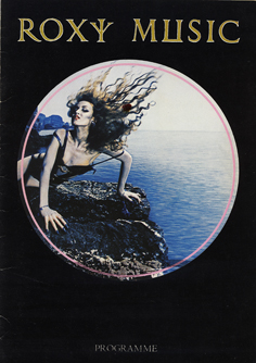 Roxy Music Programme
