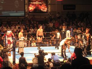 20081105Gタッグリーグ (8)