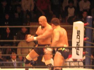 20081105Gタッグリーグ (15)
