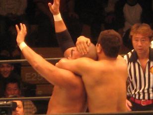 20081105Gタッグリーグ (19)