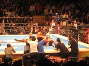 20081105Gタッグリーグ (23)