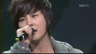 [HD] Shin Hye-Sung(ShinHwa) - Why Did You Call(Feb 22, 2009).flv_000096910