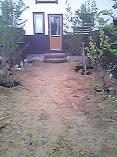 sさんのお庭
