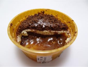 天使のチーズケーキ ビターキャラメル3