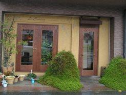 イタリア料理 ラ・クチーナのお店の外観