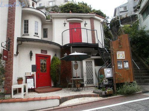 坂道のcafe