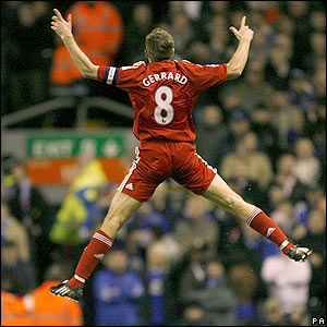 Gerrard@FA Cup 4th Round