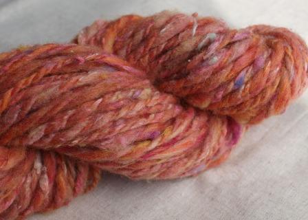 手紡ぎ糸№2