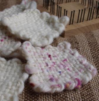 手紡ぎ糸 オフルーム