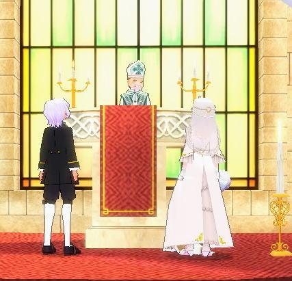 結婚式参列4