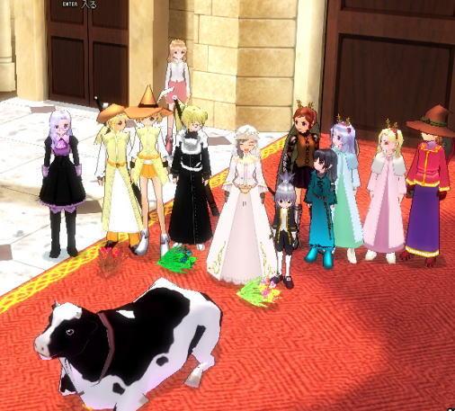 みにぃさんの結婚5