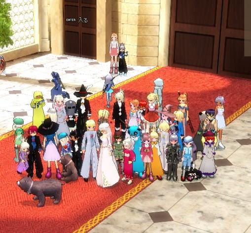 結婚式ですよ3
