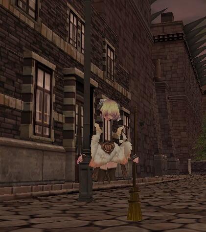 古城のアリス