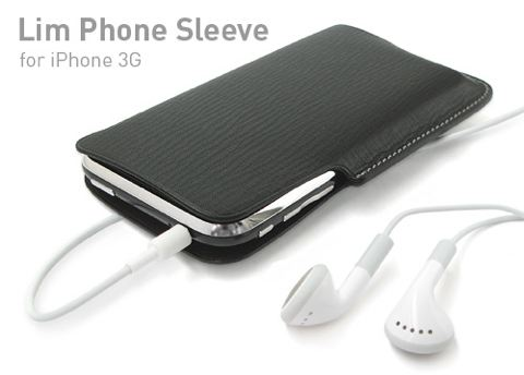 Lim Phone Sleeve for iPhone 3G