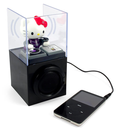 Hello Kitty DJ Speaker