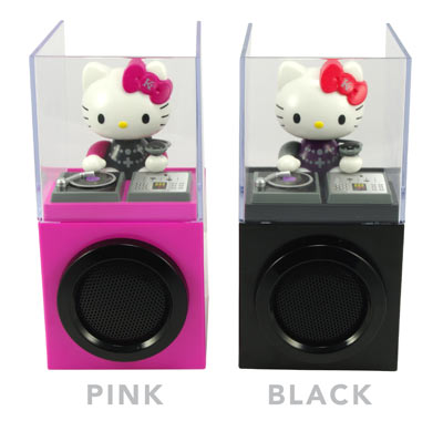 Hello Kitty DJ Speaker2
