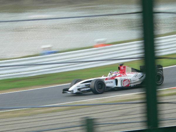 2004F1日本GPの回想