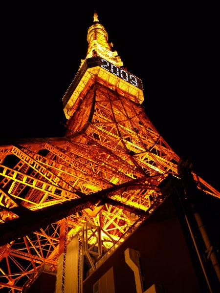 東京タワー・2009