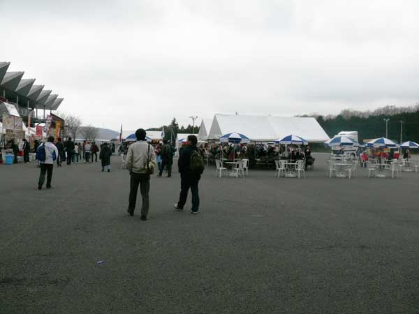 2009 FormulaNIPPON 開幕戦