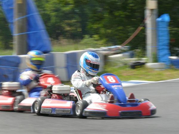 AUTOSPORTS 東日本シリーズ第2戦秋ヶ瀬ラウンド TeamYUJI