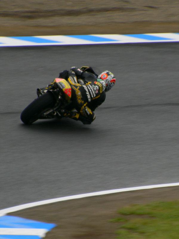 高橋裕紀選手・・・MotoGPでシート喪失