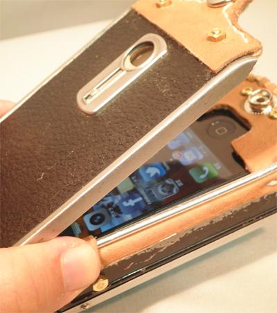 ノスタルジック iphoneカバー