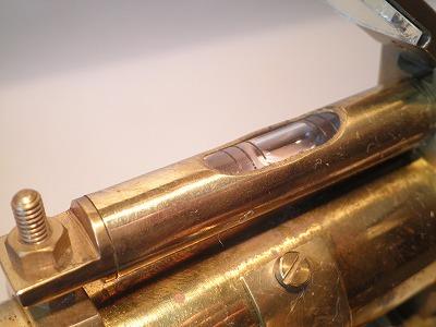 水平器 真鍮