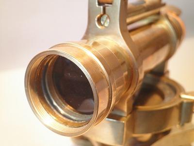 望遠鏡 真鍮
