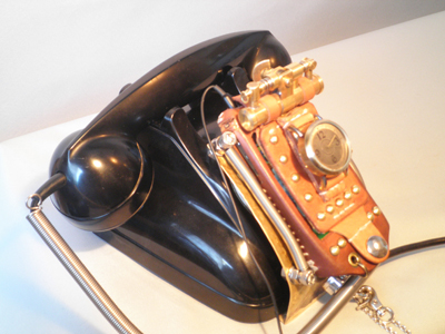 STEAMPUNK iphone<br />