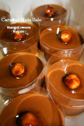 caramel nuts sale