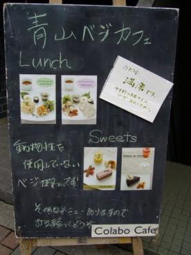 aoyama vege cafe