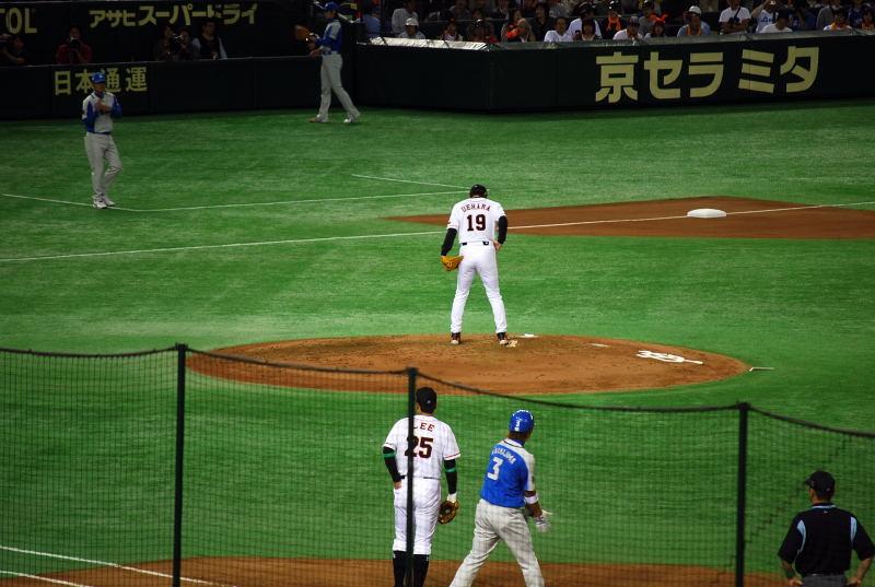 2008日本シリーズ第1戦4