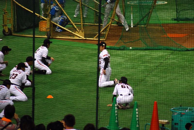 2008日本シリーズ第2戦5