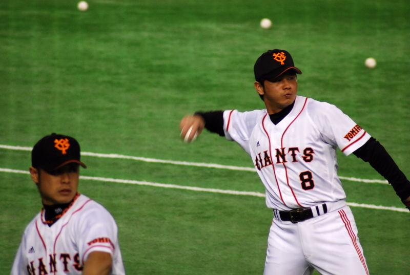 2008日本シリーズ第2戦6