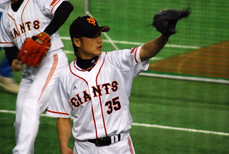 2008日本シリーズ第2戦7