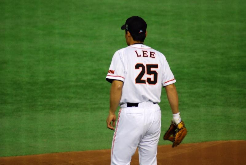 2008日本シリーズ第2戦8