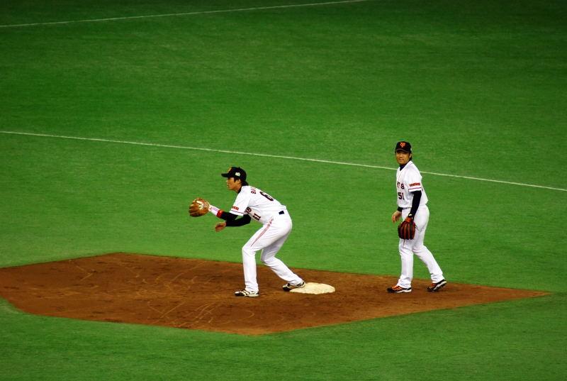 2008日本シリーズ第2戦9