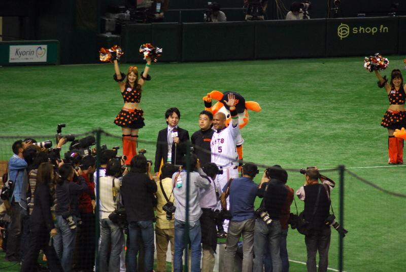 2008日本シリーズ第2戦11