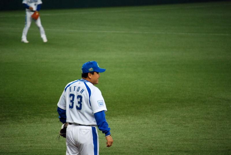 2008日本シリーズ第3戦2