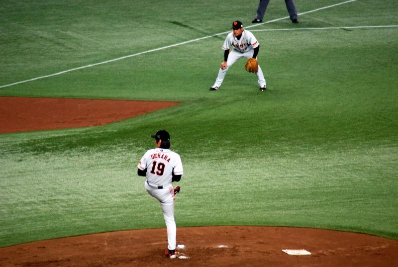 2008日本シリーズ第3戦3