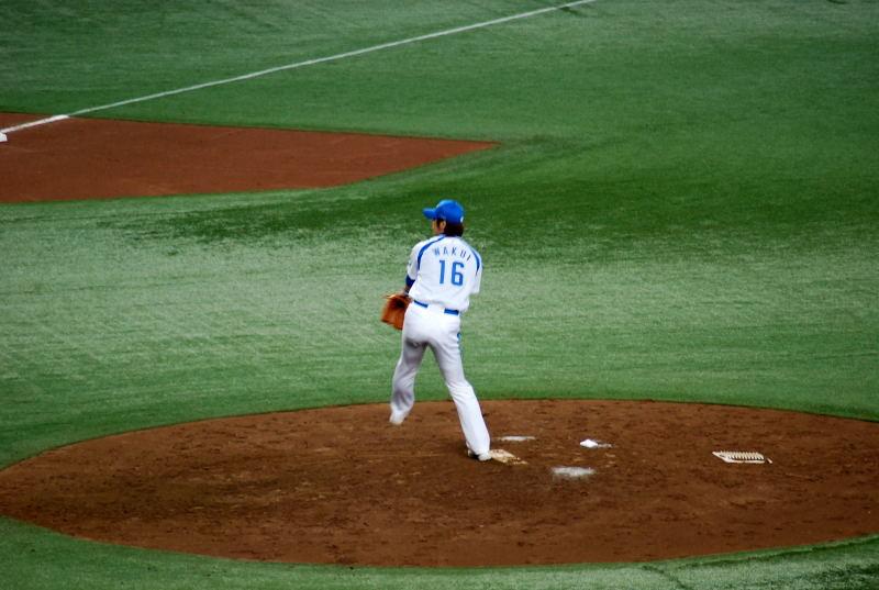 2008日本シリーズ第3戦4