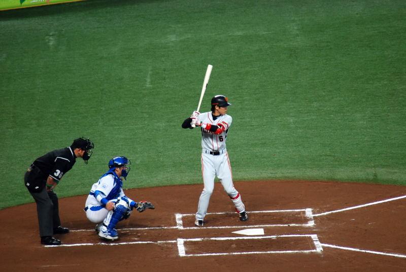 2008日本シリーズ第3戦5