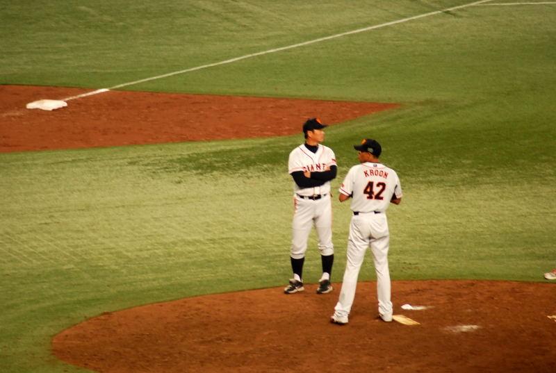 2008日本シリーズ第3戦6