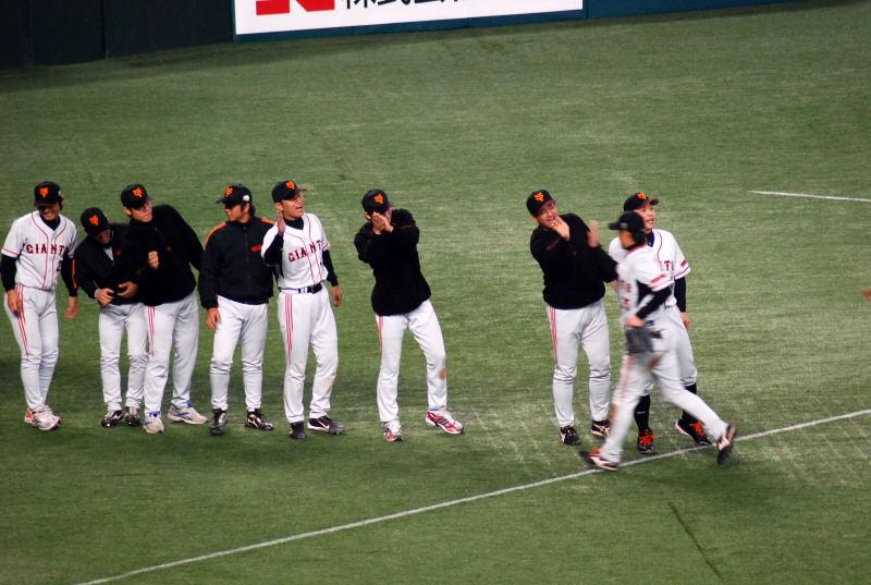 2008日本シリーズ第3戦7
